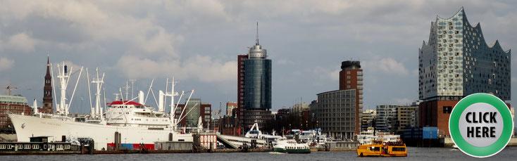 Hamburg, die Perle im Norden Deutschlands