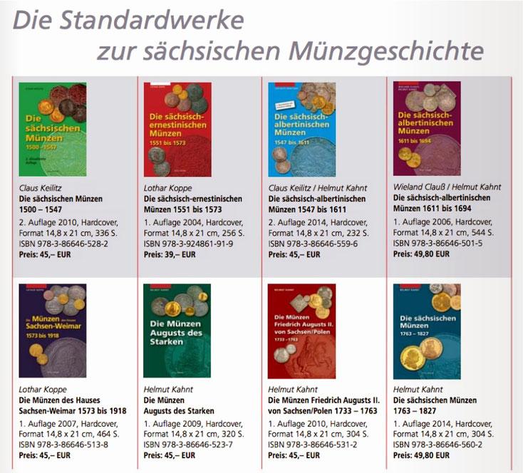 Münzen Sachsen Vom Gietl Verlag Sächsische Numismatische Gesellschaft