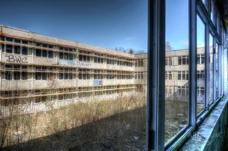 Abandoned Hospital R.
