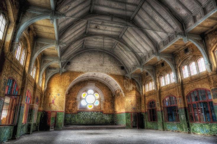 Sanatorium Beelitz-Heilstätten