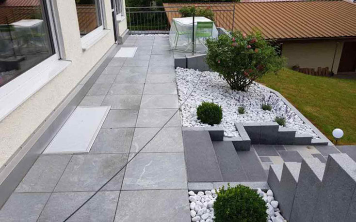 Gartengestaltung in München