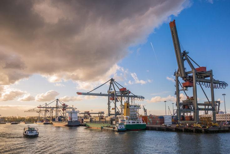 Haffen Rotterdam; Wirtschaftsdetektei Rotterdam, Privatdetektei Rotterdam, Wirtschaftsdetektiv