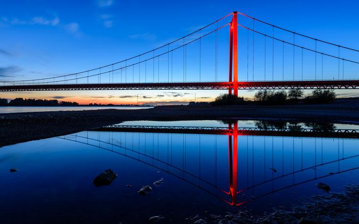 Rheinbrücke Emmerich; Wirtschaftsdetektei Kleve, Detektei Emmerich, Privatdetektei Kleve
