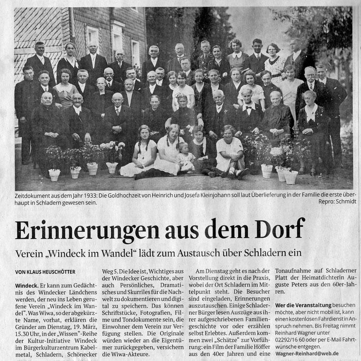Quelle: Rhein-Sieg-Anzeiger, 19. März 2019