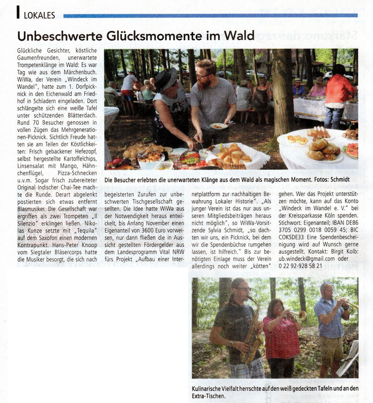 Quelle: Mitteilungsblatt für Windeck