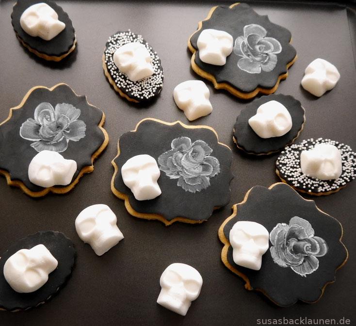 Totenkopf- Kekse