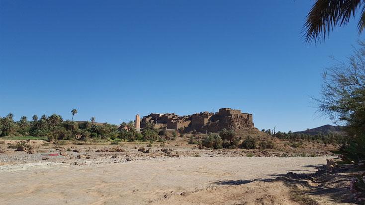 Altes Dorf in der Nähe von Tata