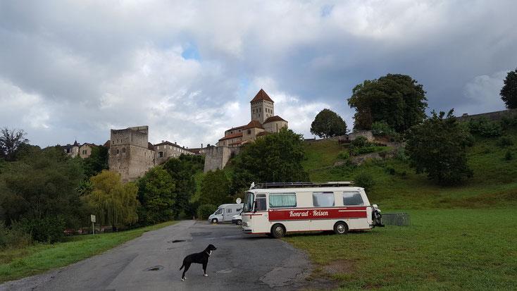 Sauveterre-de-Bearn an der Gave