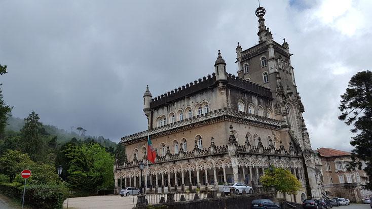 Heute dient das Schloss als Hotel