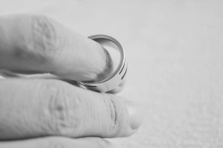 couple, séparation, divorce