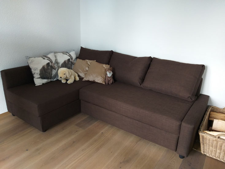neues Bettsofa