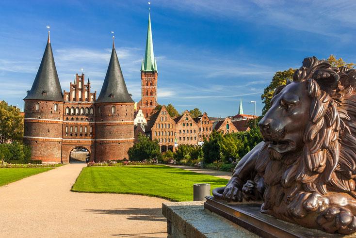 Holstentor Lübeck; Detektei Lübeck, Detektiv Lübeck, Privatdetektiv Lübeck