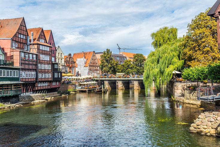 Lüneburg; Detektei Lüneburg, Privatdetektiv Lüneburg, Wirtschaftsdetektei Lüneburg