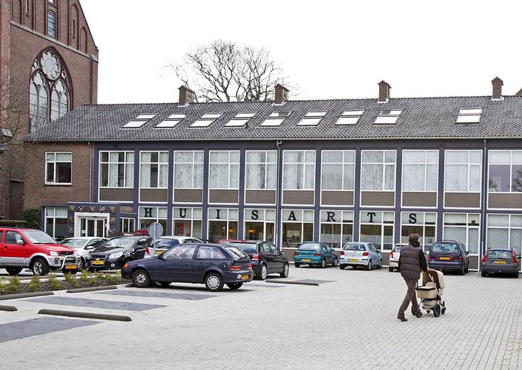 Locatie van Vredenburchweg 71, Rijswijk