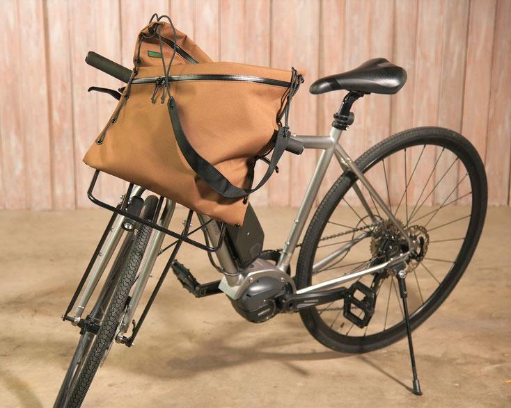 自転車ハンドルバッグ