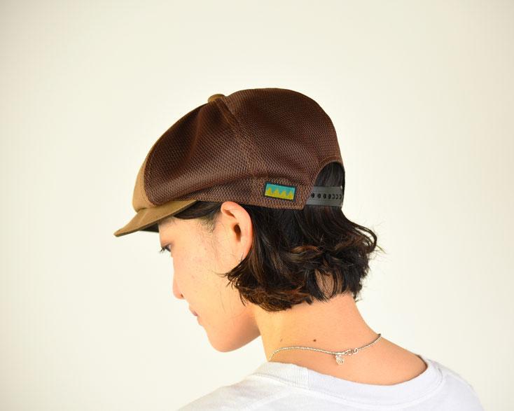 富山 アウトドア 帽子