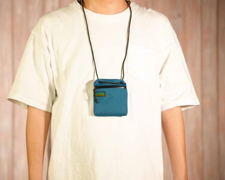 スノボで便利な財布