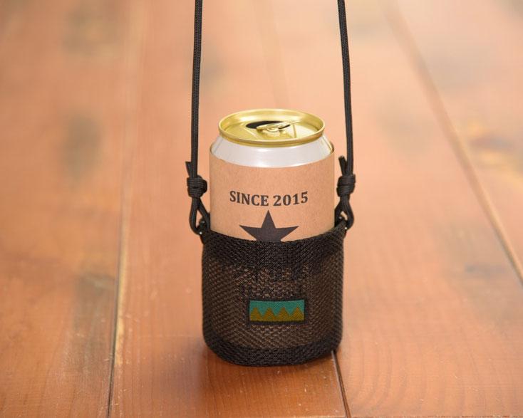 ネックカップホルダー 缶ビール