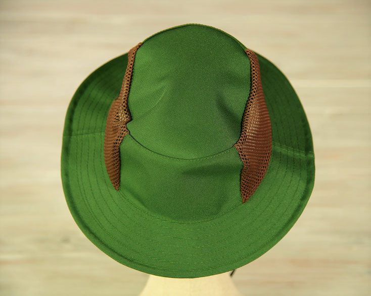海水浴帽子 グリーン