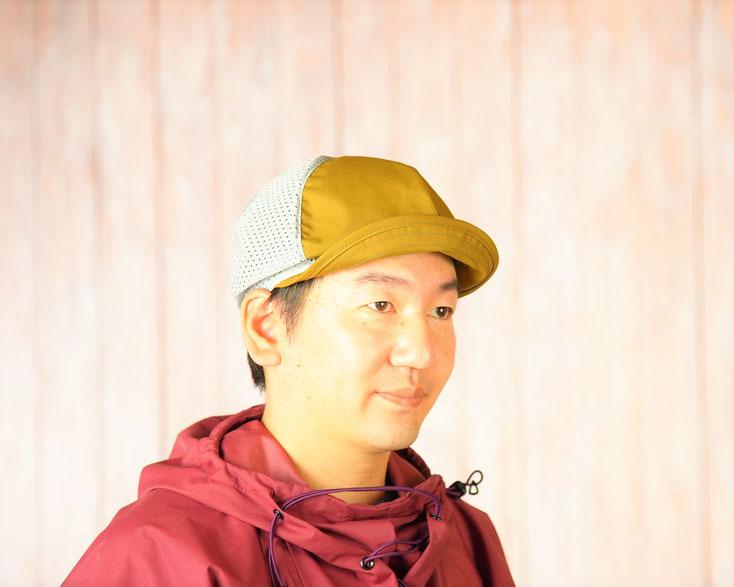 トレラン 帽子