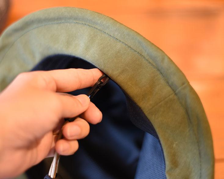 ハットストラップ 帽子