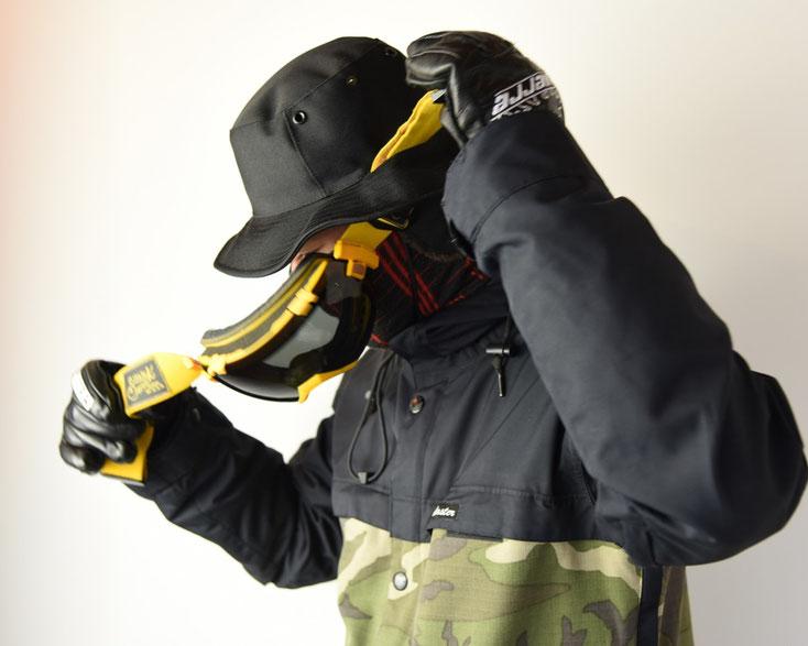スノーボード ハット 帽子