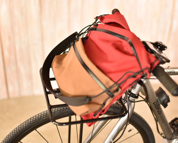 自転車バッグ