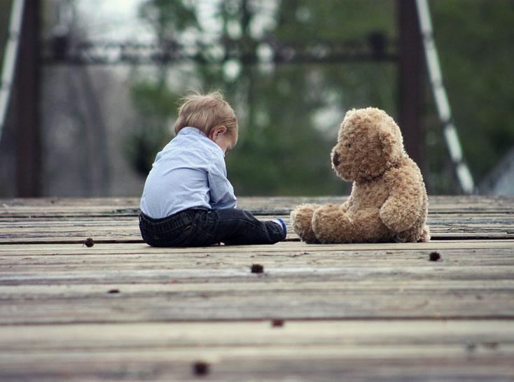 Seelenflüstern Kind