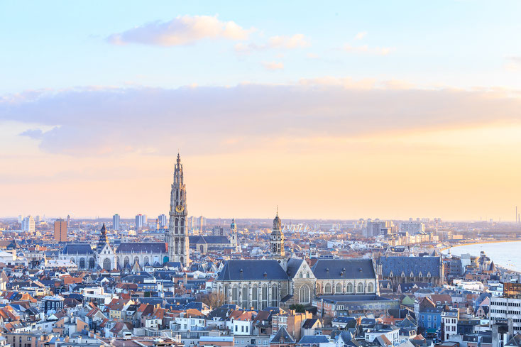 Antwerpen; Detektei Antwerpen, Detektiv Antwerpen, Privatdetektiv Antwerpen, Detektiv-Team