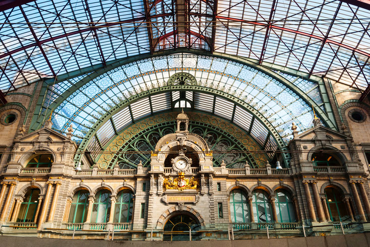 Antwerp main station; corporate detective Antwerp, private investigator Antwerp, detective Antwerp