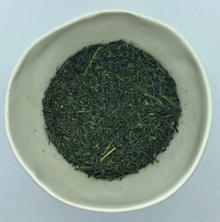 Tè verde giapponese Fukamushi