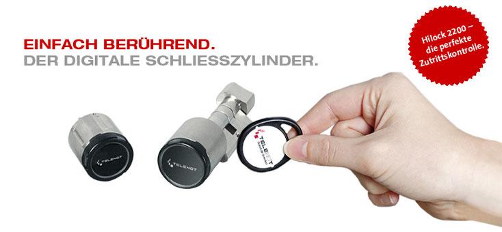 HiLock Schließzylinder presented by SafeTech