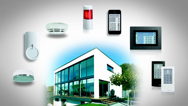 Telenot Alarmsysteme presented by SafeTech