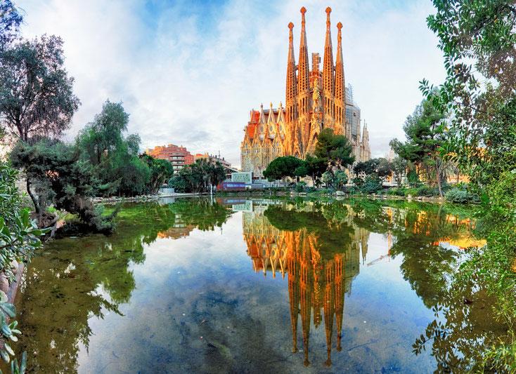 Sagrada Familia; Detektei Barcelona, Privatdetektei Barcelona, Detektei Katalonien