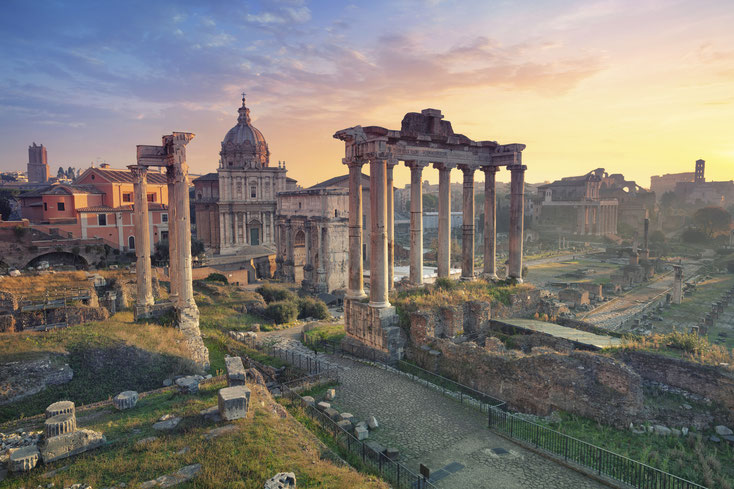 Forum Romanum; Detektei Rom, Detektiv Rom, Privatdetektiv Rom, Italien