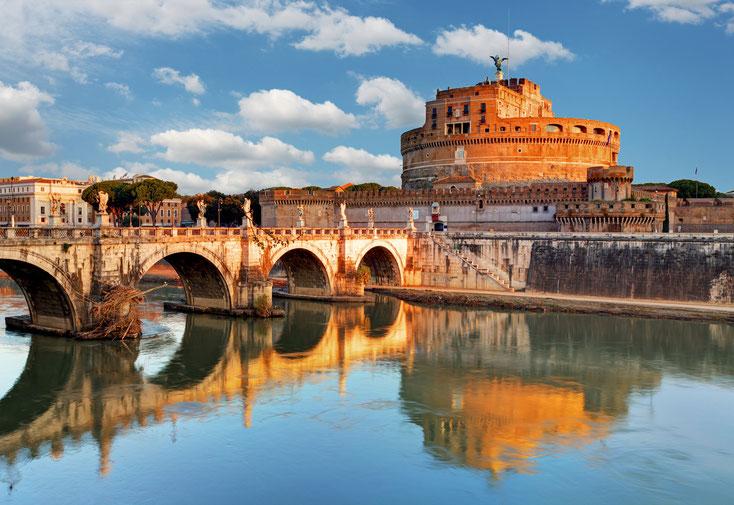 Castel Sant'Angelo; private investigator Rome, detective agency Rome, private detective Rome