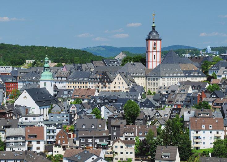 Siegen (Südwestfalen); Detektei Siegen, Detektiv Siegen, Privatdetektiv Siegen, Wirtschaftsdetektei