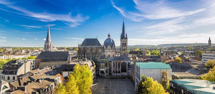 Aachen Dom; Detektei Rheinland, Detektiv Rheinland, Privatdetektiv Rheinland