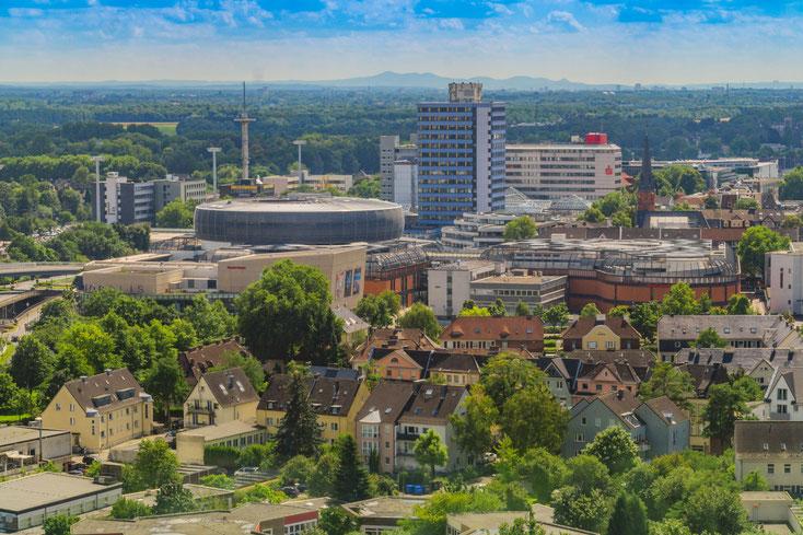 Rathausgallerie Leverkusen; Wirtschaftsdetektei Leverkusen, Privatdetektei Leverkusen