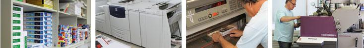 Druckerei in Hofheim: Bei uns wird nicht alles vollautomatisch produziert - aber wir nutzen moderne Produktionstechniken