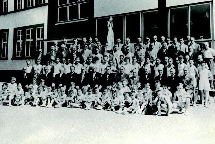 50-jähriges Jubiläum 1976
