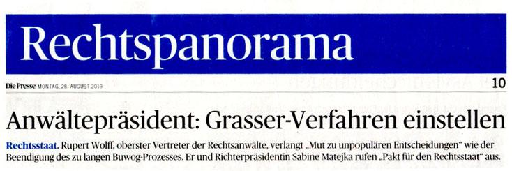 (c) Die Presse, 26. August 2019