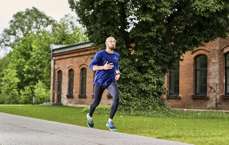 Professionelle Trainingsbetreuung durch den Sportwissenschaftler (M.Sc.) Lorenz Wolf
