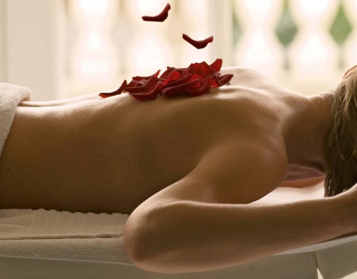 Wellness Massage, Spa, Massage, Entspannung