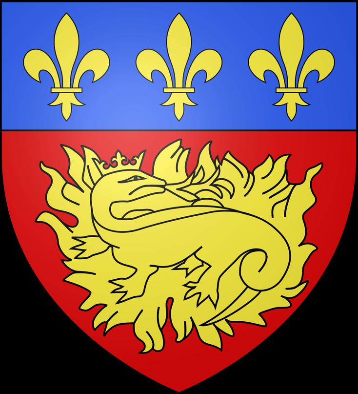 Blason de la ville de Sarlat-la-Canéda