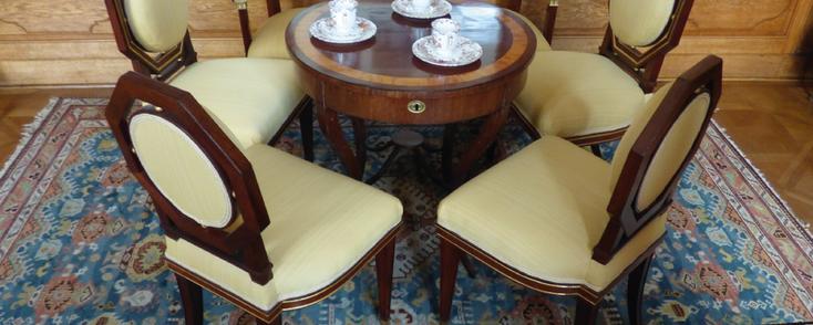 restauración de muebles antiguos madrid