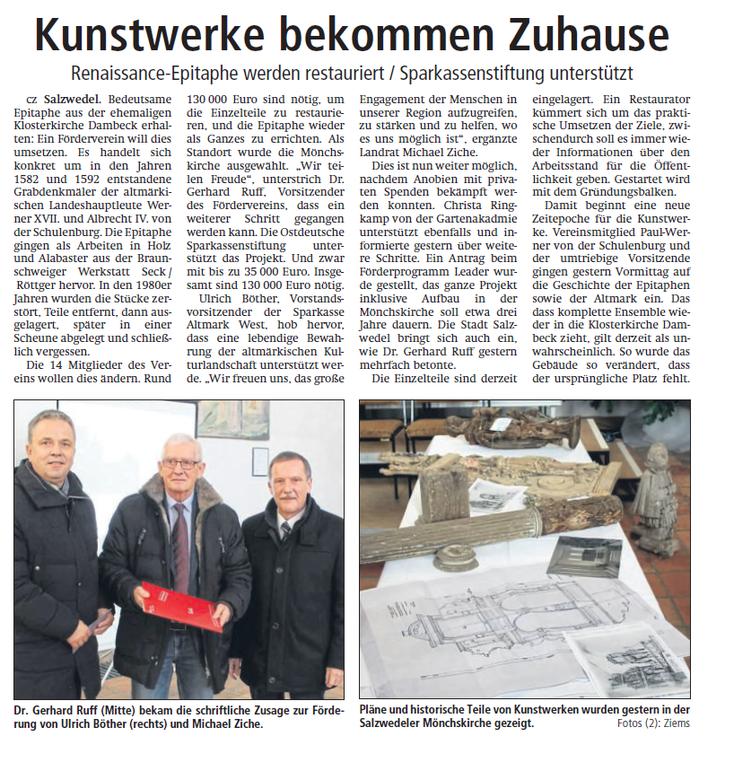 Quelle: Altmark Zeitung vom 14.12.2017