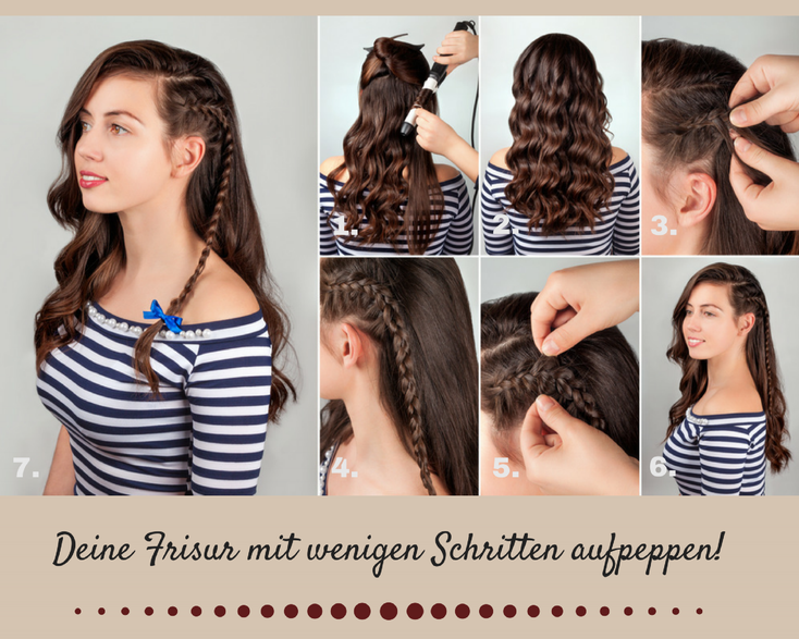 SEITEN BRAID HAIR TUTORIAL