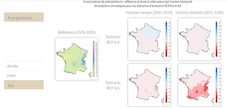 Sans massif forestier, l'ouest de la France sera durement touché.