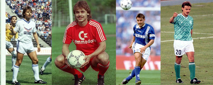 Schalke 04 (part I) - Bayern - Schalke 04 (part II) - RFA/Allemagne - Click to enlarge